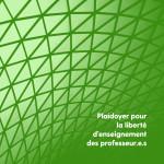 Plaidoyer pour la liberté d'enseignement