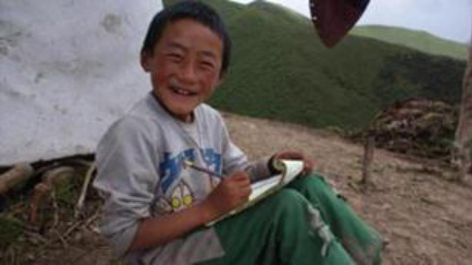 Photo tibetain