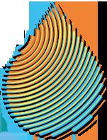 logo goutte eau
