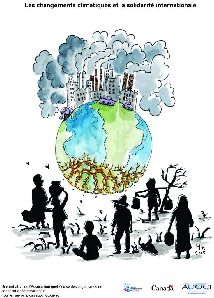 BD changements climatiques