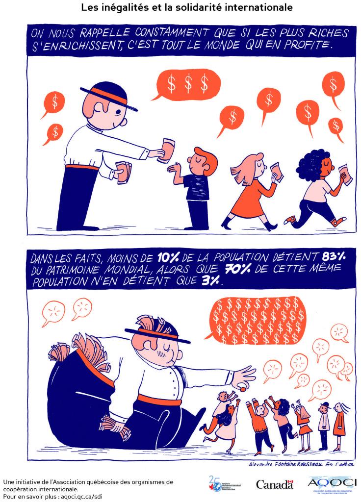 BD inégalités