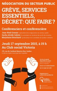 Conférence 17 sept