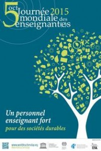 Journee mondiale enseignants