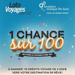 Loto Voyages 2016
