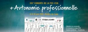 Congres FEC-CSQ 2016