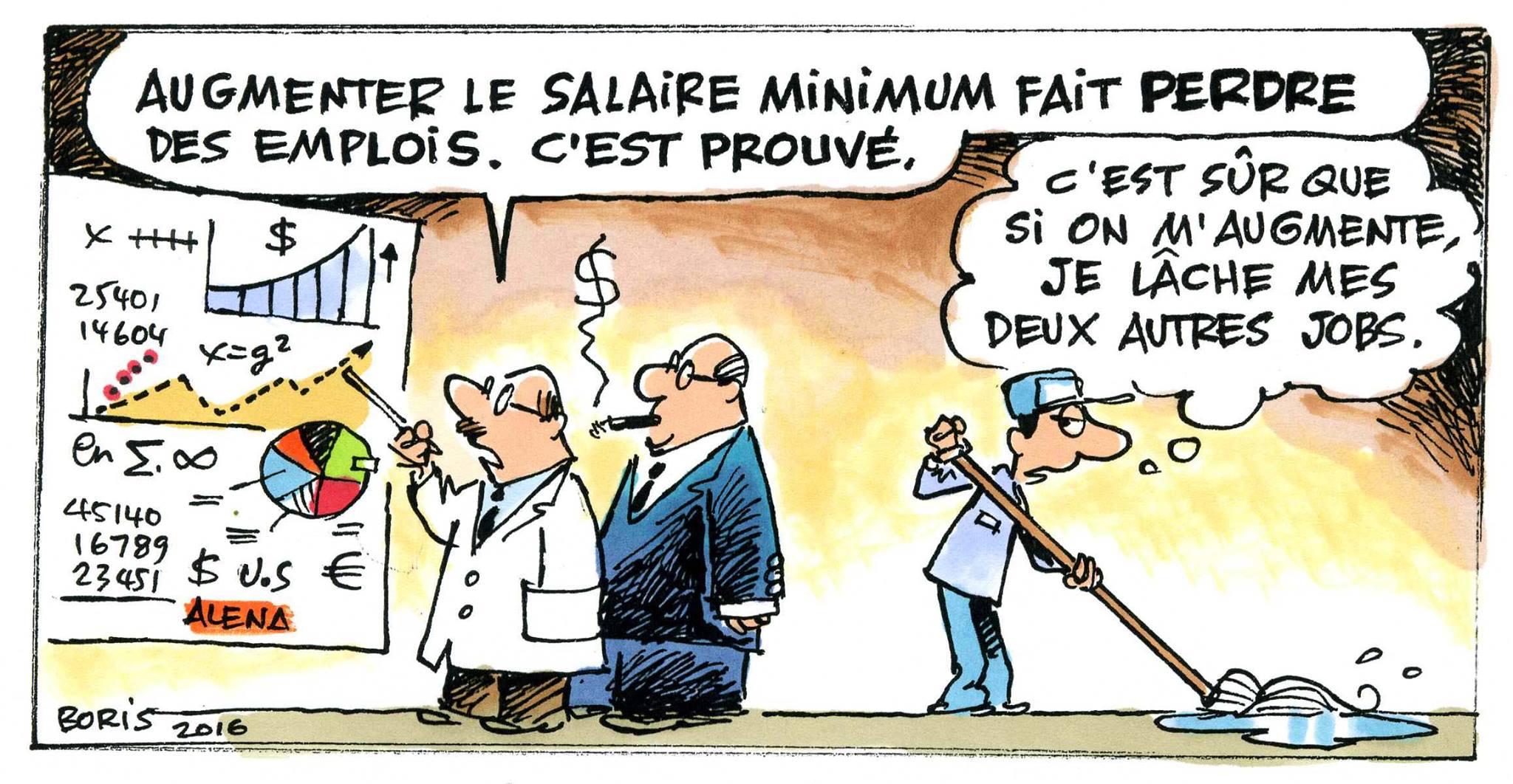 Le salaire minimum pour un adulte - Grille salaire contrat d apprentissage ...